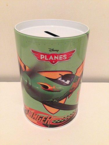 Kids Coin (Money) Bank - Disney Planes - Ripslinger