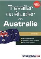 Travailler, ou étudier en Australie