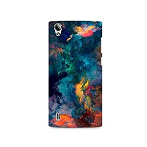 TAZindia Printed Hard Back Case Cover For Vivo Y15
