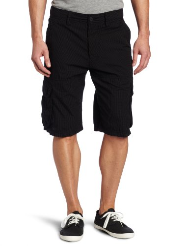 French Connection Men's Shirting Cargo Short