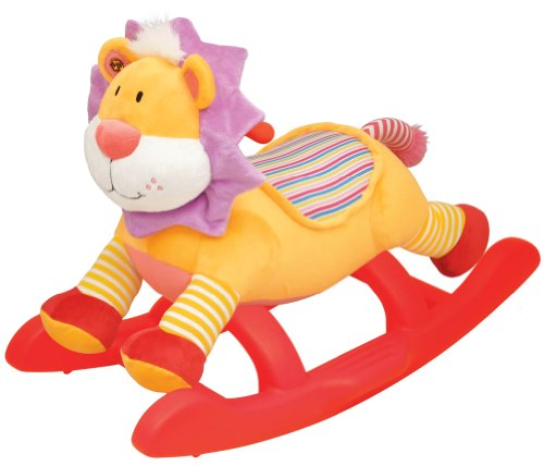 Kiddieland Toys Rocking Lion Ride On - 1
