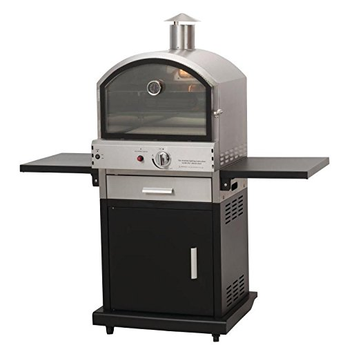 Heavy Duty Verona Gas Pizza BBQ Oven Commercial Kitchen Outdoor Catering Event