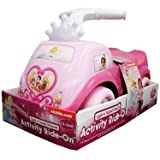 Disney Princess Light and Sound Activity Ride-On