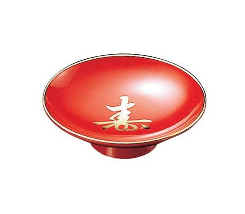 3寸 盃 朱寿天金(ABS) 81011520 標準タイプ
