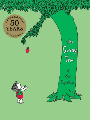 Finally, Shel Silverstein's The Giving Tree Comes To Kindle!