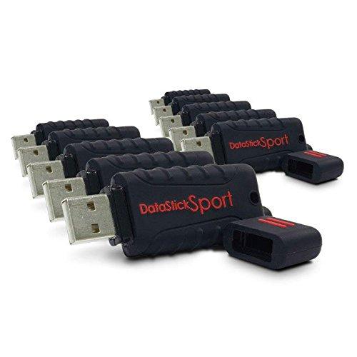 centon-4-gb-waterproof-usb-flash-drive-multi-pack-10-dsw4gb10pk