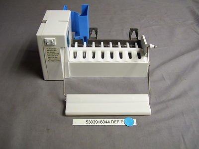 5303918344 Refrigerator Ice Maker Icemaker Kenmore Frigidaire New Ue