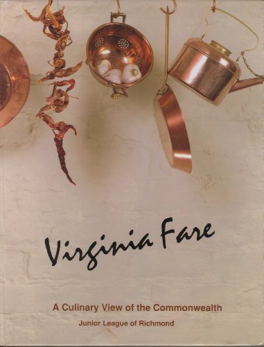 Virginia Fare, Junior League of Richmond