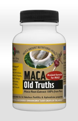 Maca #6 - Old Truths. Highly desirable for its