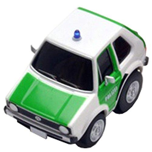 チョロQ zero Z-34c VW ゴルフI ポリスカー トミーテック