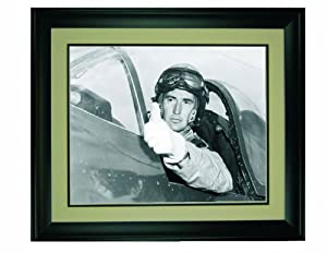 "Boston Red Sox Ted Williams- Captain Ted Framed 16""x 20"" Photo"