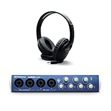 buy Presonus Audiobox 44Vsl Usb Computer Audio Recording Interface W/ Free Hd3 Headphones