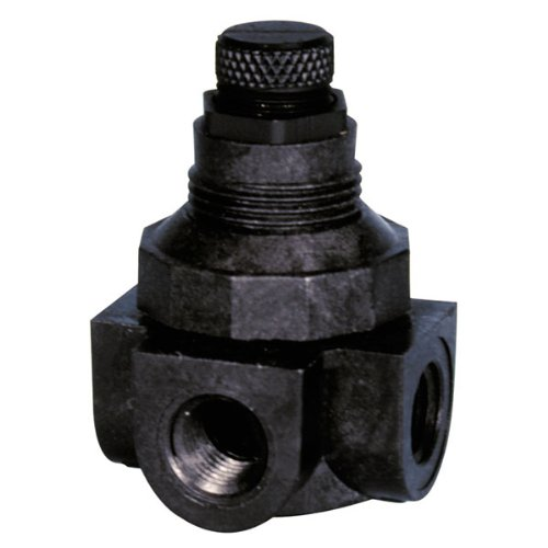Water Pressure Reducing Valve Adjustment