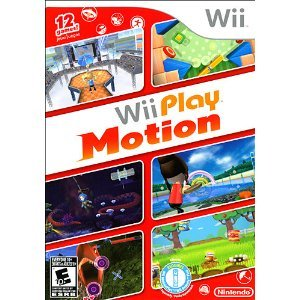 Wii Play Motion Game Only,no Remote Control Included