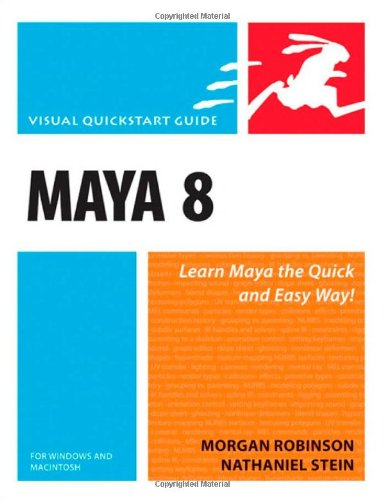 Maya 8 for Windows and Macintosh 0321476751 pdf