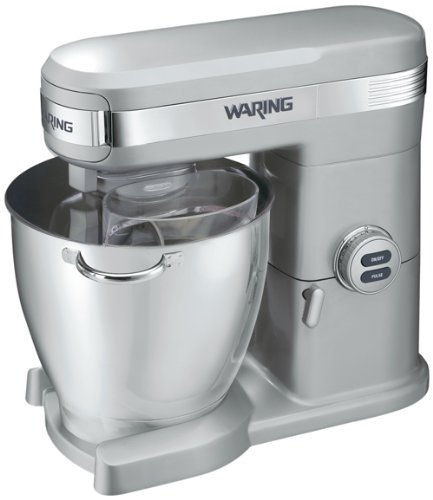 Waring Commercial Wsm7Q Heavy Duty Commercial Stand Mixer, 7-Quart front-54595