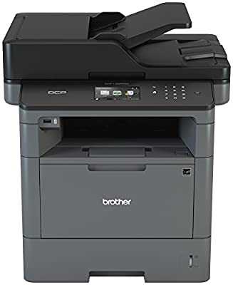Brother DCPL5500DN Business Laser Multi-Function Copier with Duplex Printing