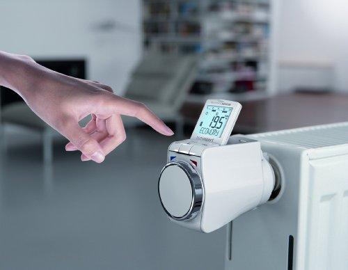 Homexpert by Honeywell HR30 Comfort+ Programmierbarer Heizkörperthermostat