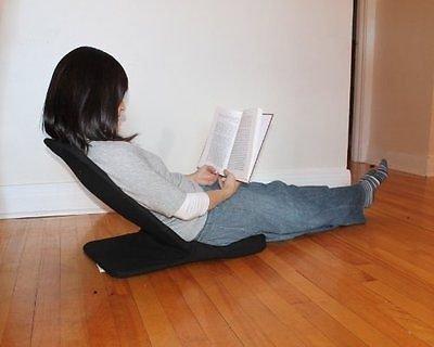 Portable Floor Chair Karma Chair Folding Chair Navy