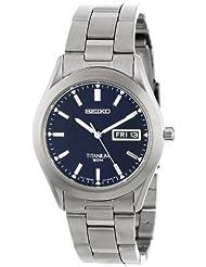 Seiko SGG709 Titanium Bracelet Watch