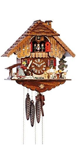 Rolling Pin Cuckoo Clock