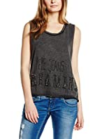 Pepe Jeans London Top Jotty (Gris)