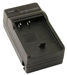 STK'S Sony NP-BG1 Charger - for NP-BG1 and NP-FG1 Batteries, Sony Cybershot DSC-HX9V, DSC-HX5V, DSC-H70, DSC-HX7V, DSC-H55, DSC-WX10, DSC-H20, DSC-H50, DSC-W290, DSC-W55, DSC-H10, DSC-HX5, DSC-W120, DSC-W150, DSC-W220, DSC-W80, DSC-H9, DSC-H7, DSC-W150 fr