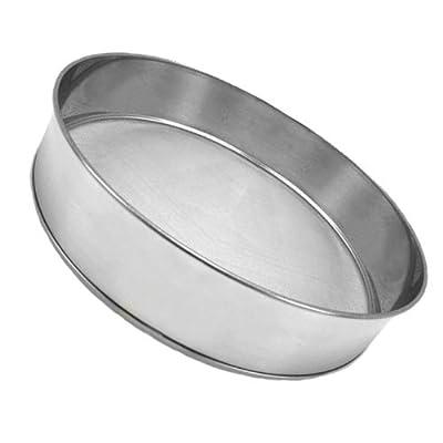 "Mesh Flour Sifter, Stainless Steel 7"" Diameter"
