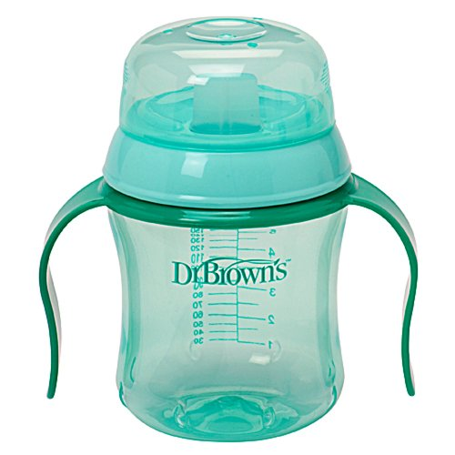 Dr. Brown's Soft Spout Training Cup - Girl - 6 oz - 1