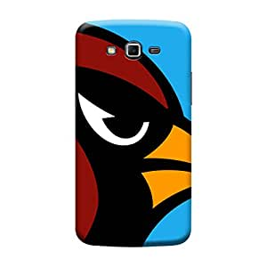 iCover Premium Printed Mobile Back Case Cover With Full protection For Samsung Grand 2 7106 (Designer Case)