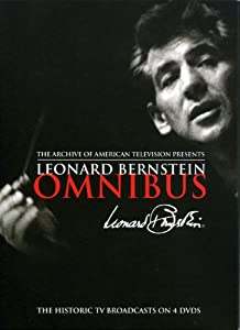 Leonard Bernstein: Omnibus - The Historic TV Broadcasts movie