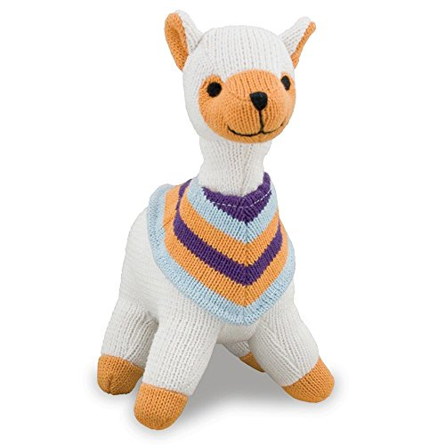 Rich Frog Al Paca Knit Toy