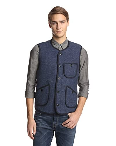 Levi's Made & Crafted Men's Reversible Sherpa Vest