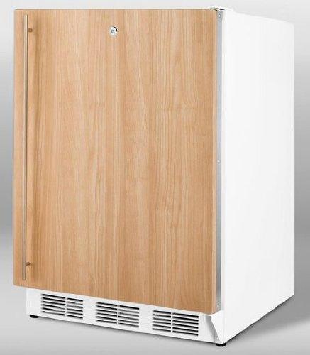 Summit Panel Ready Full Refrigerator Built In Refrigerator AL752LBLBIIF