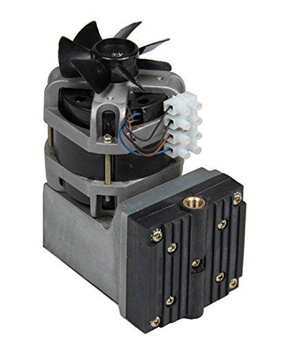 Generic Small Diaphragm Vacuum Pump 2Stage 25L Per Min 0.31Amps