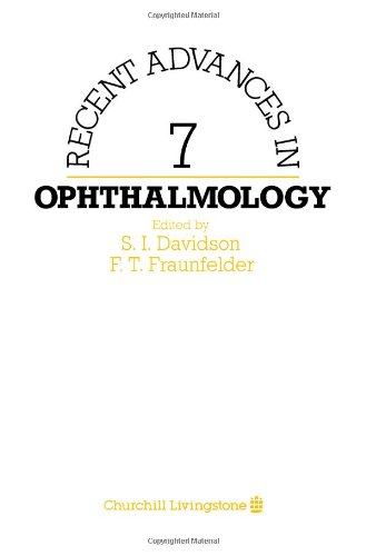 Recent Advances In Ophthalmology, No. 7 (Ra) (Vol 7)