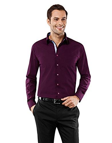 vincenzo-boretti-mens-shirt-regular-fit-non-iron-uni-with-aubergine1575neck