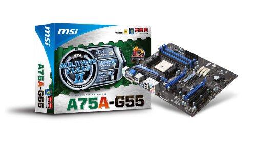 MSI AMD A75