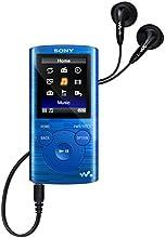 Sony NWZE384 8GB Walkman Video MP3 Player - Blue