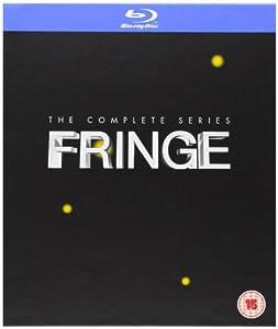 Fringe: The Complete Season 1-5 [Blu-ray] [2013] [2008] [Region Free]