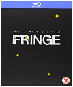 Fringe - The Complete Series 1-5 [Blu-ray] [2013]