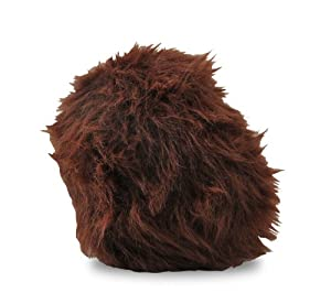 Diamond Select Toys Star Trek Electronic Tribble, Brown
