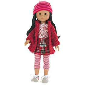 Corolle Les Cheries Doll Cathy - 13