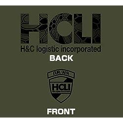 ヨルムンガンド HCLIジップパーカー モス サイズ:XL