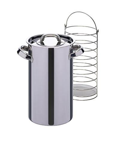 Steelpan zilver