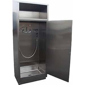 Mop Sink Cabinet : 84