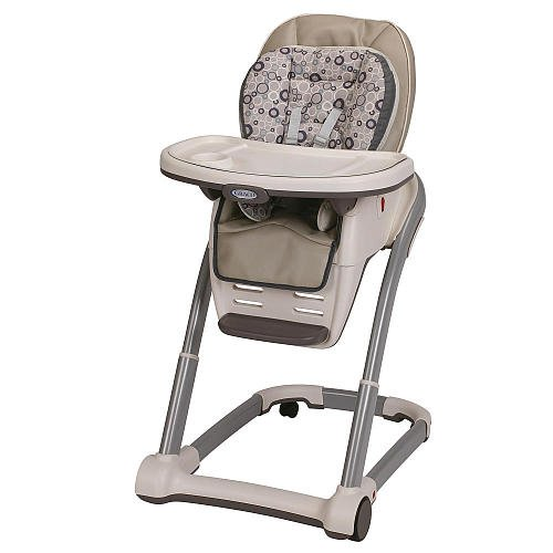 Graco Blossom 4In1 High Chair Brompton front-886175