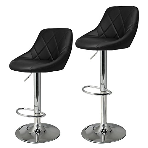uk-stockcravog-new-2pcs-synthetic-leather-adjustable-rotating-height-bar-stool-chair-3-colors-black