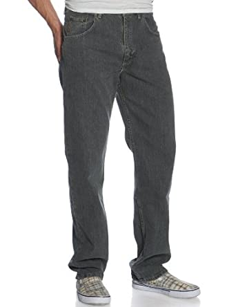 Wrangler Men's Relaxed Fit Jean,Storm Denim,29W  x 30L