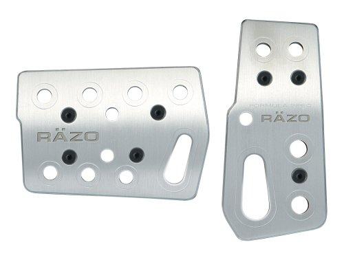 Razo RP111A FORMULA SPEC Small Automatic Transmission Pedal Set - 3 Piece